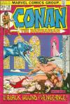 Conan the Barbarian #20 comic books - cover scans photos Conan the Barbarian #20 comic books - covers, picture gallery
