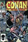 Conan the Barbarian #200 comic books - cover scans photos Conan the Barbarian #200 comic books - covers, picture gallery