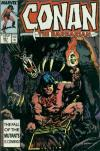 Conan the Barbarian #201 Comic Books - Covers, Scans, Photos  in Conan the Barbarian Comic Books - Covers, Scans, Gallery