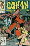 Conan the Barbarian #203 comic books - cover scans photos Conan the Barbarian #203 comic books - covers, picture gallery