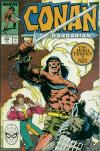 Conan the Barbarian #208 comic books - cover scans photos Conan the Barbarian #208 comic books - covers, picture gallery