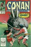 Conan the Barbarian #210 comic books - cover scans photos Conan the Barbarian #210 comic books - covers, picture gallery