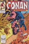 Conan the Barbarian #216 comic books - cover scans photos Conan the Barbarian #216 comic books - covers, picture gallery