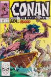 Conan the Barbarian #218 comic books - cover scans photos Conan the Barbarian #218 comic books - covers, picture gallery