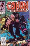 Conan the Barbarian #219 comic books - cover scans photos Conan the Barbarian #219 comic books - covers, picture gallery