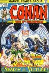 Conan the Barbarian #22 Comic Books - Covers, Scans, Photos  in Conan the Barbarian Comic Books - Covers, Scans, Gallery