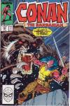 Conan the Barbarian #220 comic books - cover scans photos Conan the Barbarian #220 comic books - covers, picture gallery