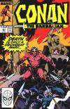 Conan the Barbarian #221 comic books for sale