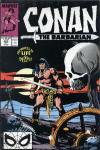 Conan the Barbarian #223 Comic Books - Covers, Scans, Photos  in Conan the Barbarian Comic Books - Covers, Scans, Gallery