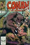 Conan the Barbarian #224 comic books - cover scans photos Conan the Barbarian #224 comic books - covers, picture gallery