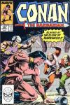 Conan the Barbarian #225 comic books - cover scans photos Conan the Barbarian #225 comic books - covers, picture gallery