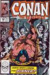 Conan the Barbarian #228 comic books - cover scans photos Conan the Barbarian #228 comic books - covers, picture gallery