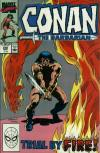 Conan the Barbarian #230 comic books - cover scans photos Conan the Barbarian #230 comic books - covers, picture gallery