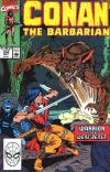 Conan the Barbarian #234 comic books - cover scans photos Conan the Barbarian #234 comic books - covers, picture gallery