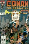 Conan the Barbarian #235 comic books - cover scans photos Conan the Barbarian #235 comic books - covers, picture gallery