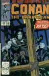 Conan the Barbarian #236 comic books - cover scans photos Conan the Barbarian #236 comic books - covers, picture gallery