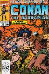 Conan the Barbarian #239 comic books - cover scans photos Conan the Barbarian #239 comic books - covers, picture gallery
