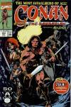 Conan the Barbarian #244 Comic Books - Covers, Scans, Photos  in Conan the Barbarian Comic Books - Covers, Scans, Gallery
