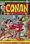 Conan the Barbarian #25 comic books - cover scans photos Conan the Barbarian #25 comic books - covers, picture gallery