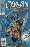 Conan the Barbarian #253 comic books - cover scans photos Conan the Barbarian #253 comic books - covers, picture gallery
