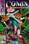 Conan the Barbarian #256 Comic Books - Covers, Scans, Photos  in Conan the Barbarian Comic Books - Covers, Scans, Gallery