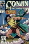 Conan the Barbarian #257 Comic Books - Covers, Scans, Photos  in Conan the Barbarian Comic Books - Covers, Scans, Gallery