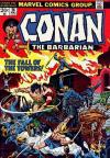 Conan the Barbarian #26 comic books - cover scans photos Conan the Barbarian #26 comic books - covers, picture gallery