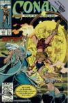 Conan the Barbarian #263 comic books - cover scans photos Conan the Barbarian #263 comic books - covers, picture gallery