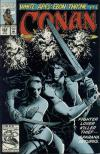 Conan the Barbarian #264 Comic Books - Covers, Scans, Photos  in Conan the Barbarian Comic Books - Covers, Scans, Gallery