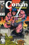Conan the Barbarian #268 Comic Books - Covers, Scans, Photos  in Conan the Barbarian Comic Books - Covers, Scans, Gallery