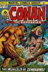 Conan the Barbarian #28 comic books for sale