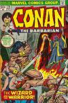 Conan the Barbarian #29 comic books - cover scans photos Conan the Barbarian #29 comic books - covers, picture gallery