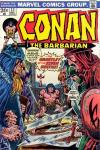 Conan the Barbarian #33 comic books - cover scans photos Conan the Barbarian #33 comic books - covers, picture gallery
