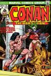 Conan the Barbarian #34 comic books - cover scans photos Conan the Barbarian #34 comic books - covers, picture gallery