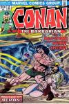 Conan the Barbarian #35 comic books - cover scans photos Conan the Barbarian #35 comic books - covers, picture gallery