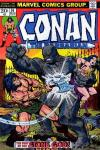 Conan the Barbarian #36 Comic Books - Covers, Scans, Photos  in Conan the Barbarian Comic Books - Covers, Scans, Gallery
