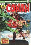 Conan the Barbarian #37 comic books - cover scans photos Conan the Barbarian #37 comic books - covers, picture gallery