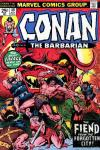 Conan the Barbarian #40 comic books - cover scans photos Conan the Barbarian #40 comic books - covers, picture gallery