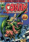 Conan the Barbarian #42 comic books - cover scans photos Conan the Barbarian #42 comic books - covers, picture gallery