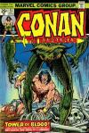 Conan the Barbarian #43 comic books - cover scans photos Conan the Barbarian #43 comic books - covers, picture gallery