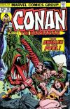 Conan the Barbarian #50 comic books - cover scans photos Conan the Barbarian #50 comic books - covers, picture gallery