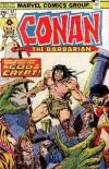 Conan the Barbarian #52 comic books - cover scans photos Conan the Barbarian #52 comic books - covers, picture gallery