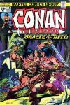 Conan the Barbarian #54 comic books for sale
