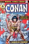Conan the Barbarian #57 comic books - cover scans photos Conan the Barbarian #57 comic books - covers, picture gallery