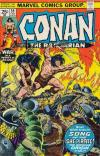 Conan the Barbarian #59 comic books - cover scans photos Conan the Barbarian #59 comic books - covers, picture gallery