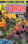 Conan the Barbarian #60 comic books - cover scans photos Conan the Barbarian #60 comic books - covers, picture gallery