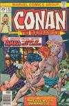 Conan the Barbarian #63 comic books - cover scans photos Conan the Barbarian #63 comic books - covers, picture gallery