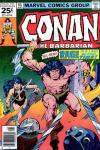 Conan the Barbarian #65 comic books - cover scans photos Conan the Barbarian #65 comic books - covers, picture gallery