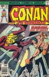 Conan the Barbarian #66 comic books - cover scans photos Conan the Barbarian #66 comic books - covers, picture gallery