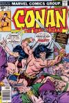 Conan the Barbarian #70 comic books - cover scans photos Conan the Barbarian #70 comic books - covers, picture gallery